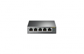 TP-LINK switch PoE TL-SG1005P 5 portowy 10/100/1000Mbps