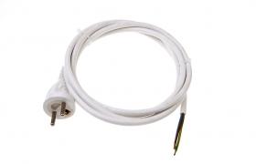 Przyłączacz elektryczny 3 żyłowy 3x1,5 2m