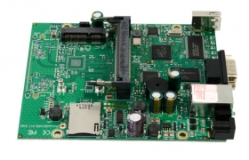 MikroTik RouterBoard 411U level4