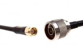 Konektor RF5/NM/RPSMA 1m 2,4GHz