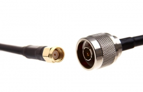 Konektor RF5/NM/RPSMA 2m 2,4GHz