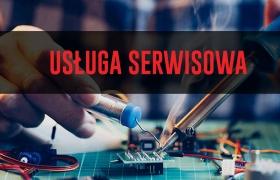 Usługa serwisowa - naprawa urządzenia 20zł netto
