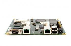 Alix 2D2 LX800 256MB 2LAN/2miniPCI