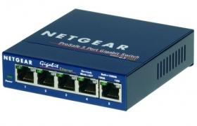 NETGEAR switch GS105GE ProSafe 5 portowy 10/100/1000Mbps