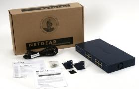 NETGEAR Switch JGS516 16p