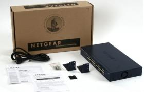 NETGEAR Switch JGS524 ProSafe 24p