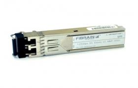 Fibrain SFP 1000BASE-SX 850NM MMF LC DUPLEX 550m